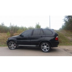 BMW X5 e53 3,0d 135kw must 2002a