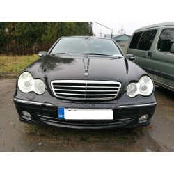 MERCEDES-BENZ C 200 KOMPRESSOR 2002a