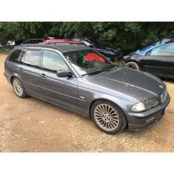 BMW 330iA universaal 2001a